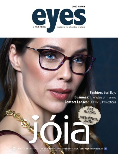 EYES MARCH 2020 ISSUE COVER